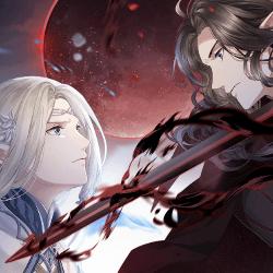 朔夜の畔-血と精霊の戦い