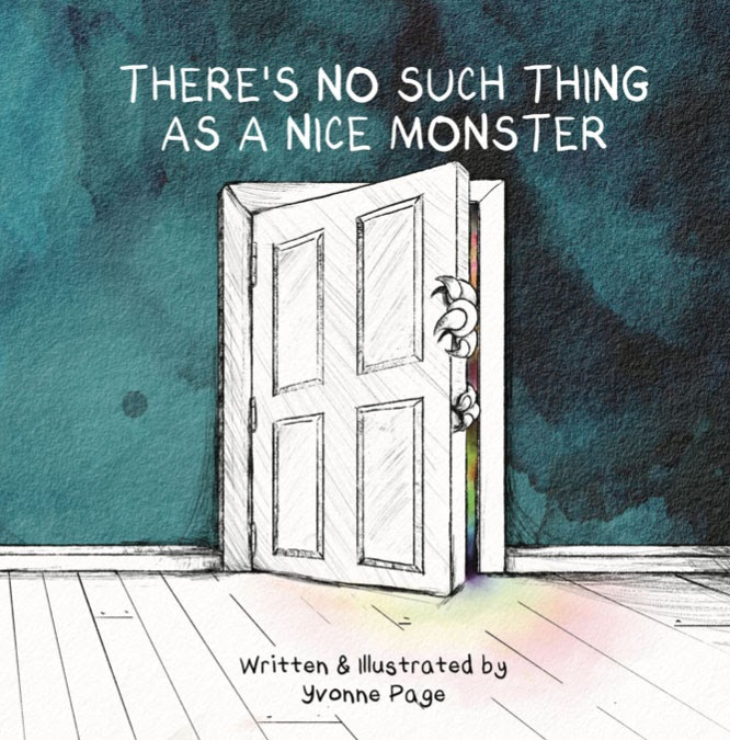 There's No Such Thing as a Nice Monster book cover