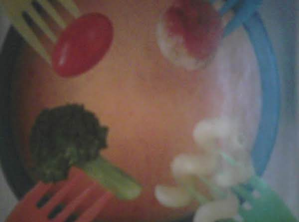 My Son, Neices And Nephews Enjoy This When I Make It. Another Good Way For Them To Obtain Their Veggies.