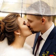 Wedding photographer Anna Tebenkova (TebenkovaPhoto). Photo of 26.10.2017