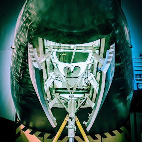 NASA Sample Ship by Scott Roth - Transportation Airplanes ( nasa space rocket houston spaceship )