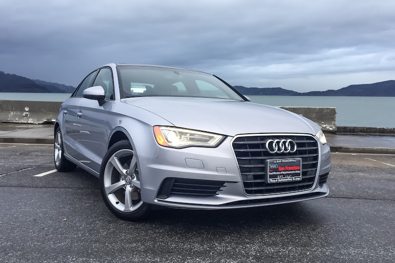 Rent A Silver Audi A In San Francisco Getaround - Audi san francisco