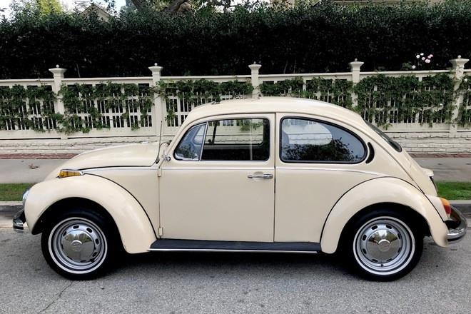 VW Classic Bug Hire California