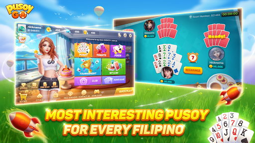 Pusoy Go: Free Online Chinese Poker(13 Cards game) 2.9.24 screenshots 2