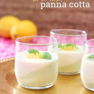 Lemon Basil Water Recipes
