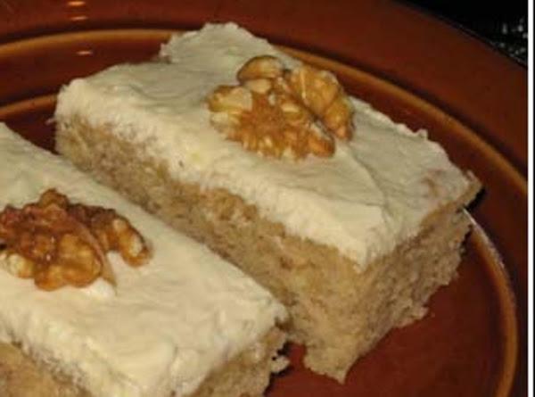 Banana Cookie Bars Recipe