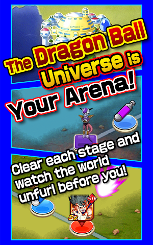 android DRAGON BALL Z DOKKAN BATTLE Screenshot 3
