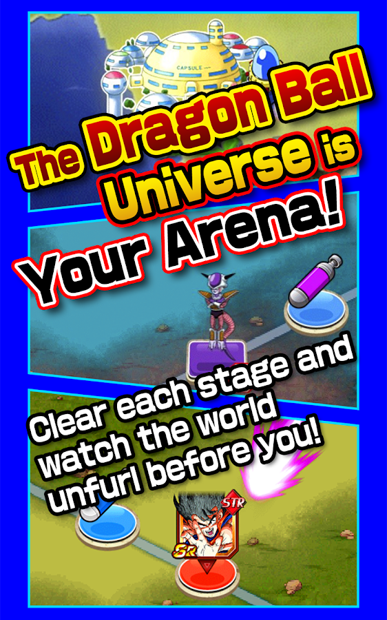 Screenshots of DRAGON BALL Z DOKKAN BATTLE for iPhone
