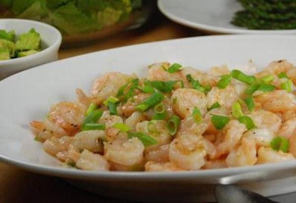 Stir Fry Salt And Pepper Shrimp Recipe