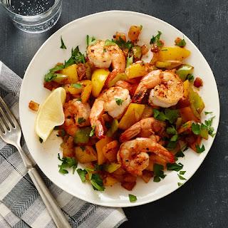 Cajun Shrimp Sauté.