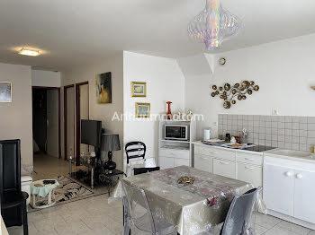 appartement à Fraisans (39)