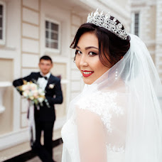 Wedding photographer Roman Nasyrov (nasyrov). Photo of 26.09.2017