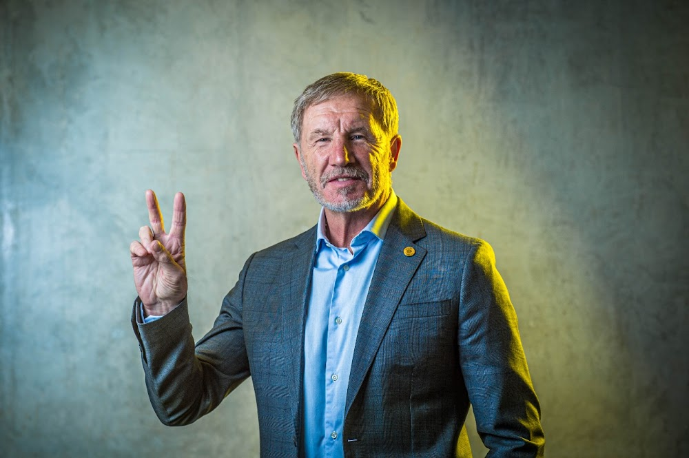 Baxter says his predecessors left him a foundation at Kaizer Chiefs - SowetanLIVE