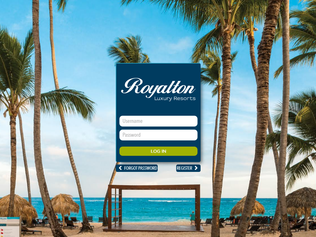 Royalton Resorts - Free Calls- screenshot