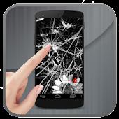 Crack Mobile Screen Prank