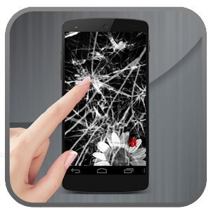 Crack Mobile Screen Prank for PC and MAC