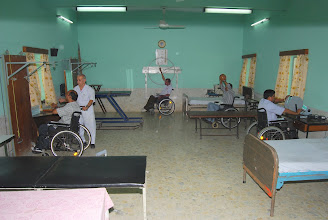 Photo: Physiotherapy Hall