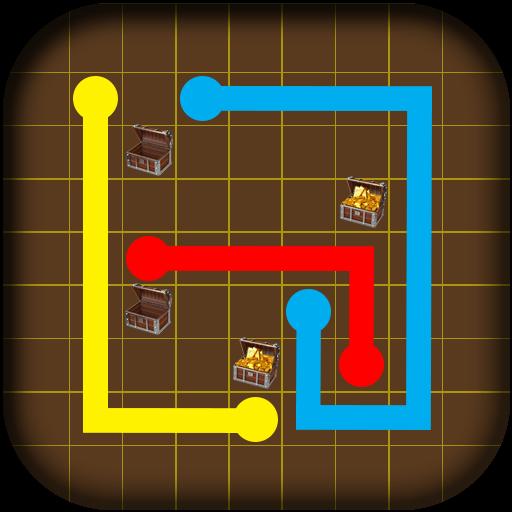 Dots puzzle Játékok részére Android