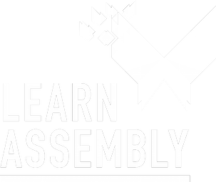Learn Assembly logo PNG