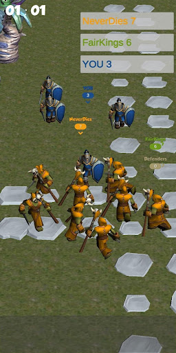 Crowd Medieval City 0.3 screenshots 1