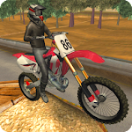 Racing MotoCross HD Icon