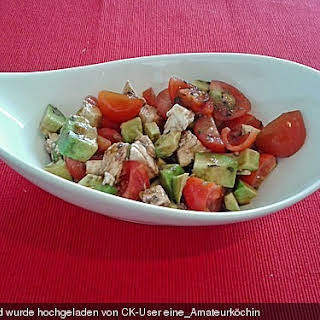 Avocado Mozzarella Recipes.