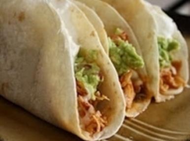 Chicken Tacos, Crock Pot Style Recipe
