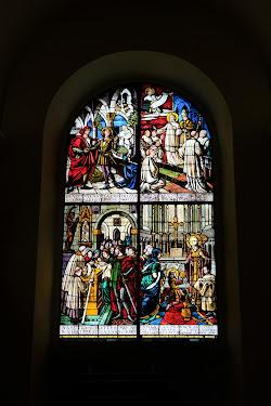 Santi alla finestra