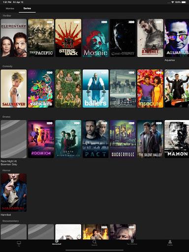 Telia TV Estonia 1.20.0 screenshots 11