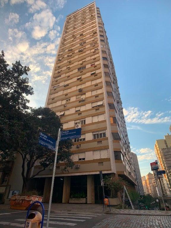 Apartamento Residencial à venda, Centro, Porto Alegre 132m²