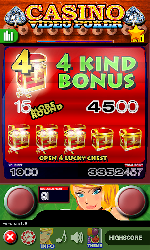 Casino Video Poker screenshots 11