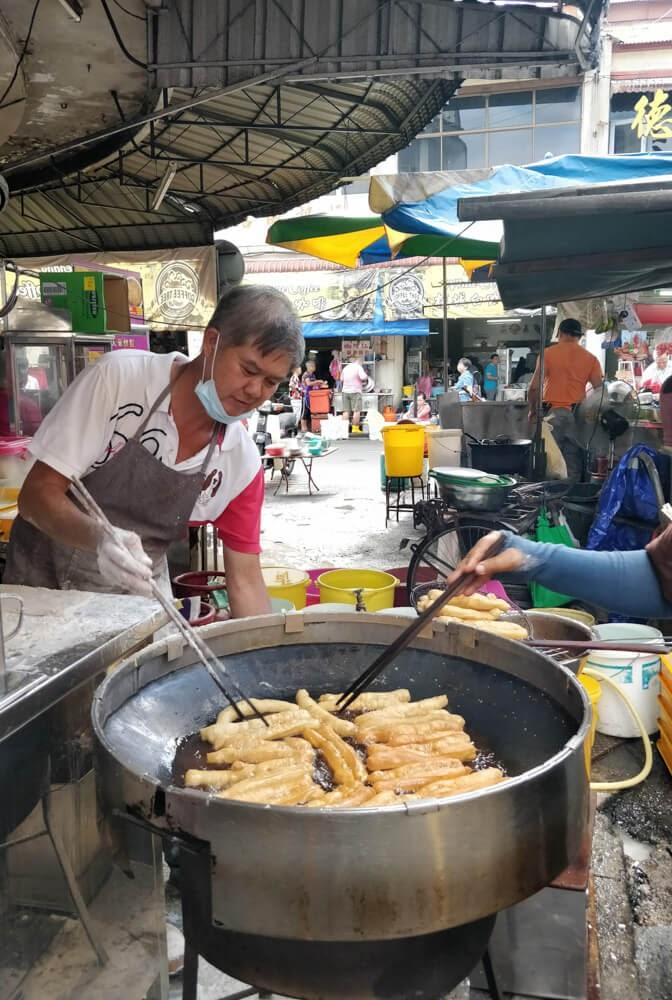 fried+sweet+penang famous street food+malaysia