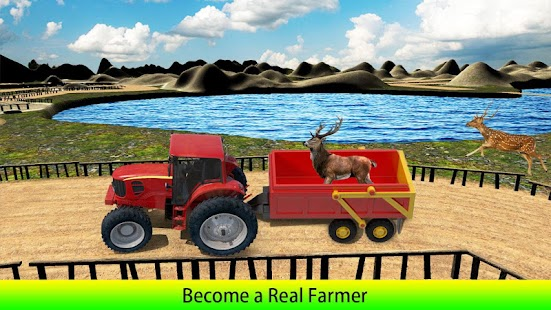 Tractor Farming Simulator Game - Android Apps on Google Play