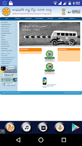APSRTC Andhra Pradesh ST Bus screenshot 1
