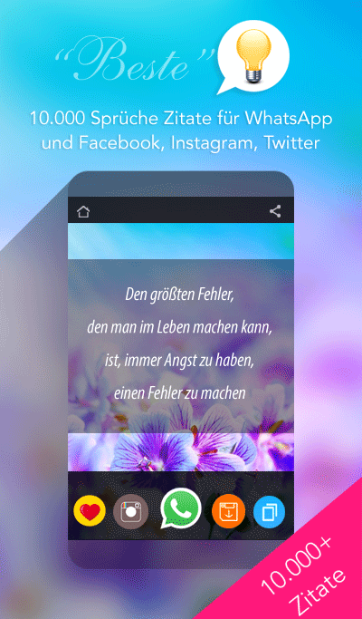 Zitate Sprüche Android Apps Appagg
