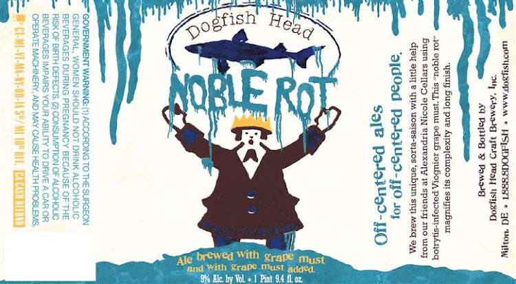 Logo of Dogfish Head Noble Rot