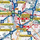 Munich Map