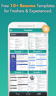 Free Resume Builder Cv Maker 1 8 Hileli Apk Indir Mod Download