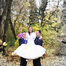 Wedding photographer Olga Sedzh (Photografinia). Photo of 23.10.2014