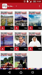 Telecom Review Asia Pacific- screenshot thumbnail
