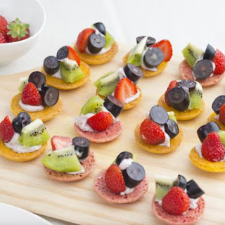 Impress Your Guests with These Gorgeous Glazed Fruit Tarts