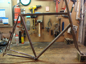 Photo: The finished frame