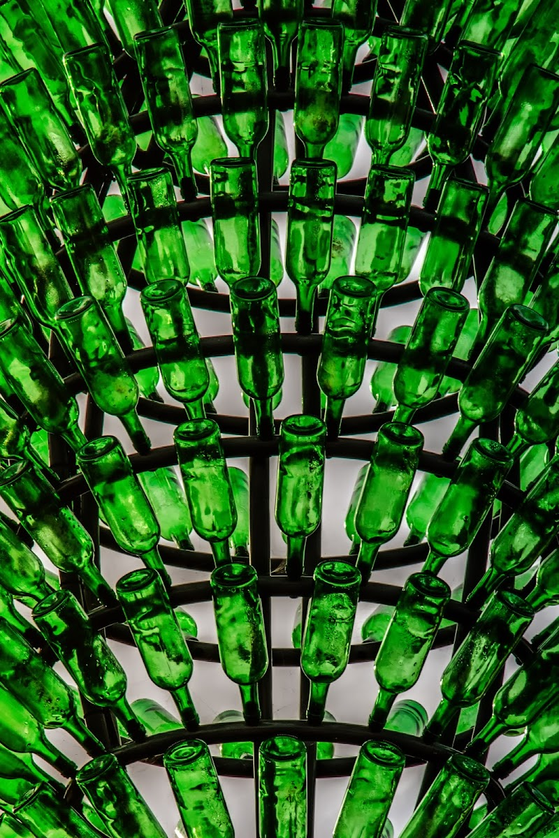 Green bottles di Sometimes