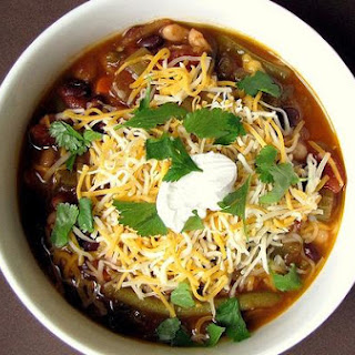 Vegetable-Bean Chili