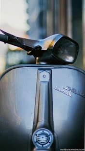 vespa wallpapers HD - náhled