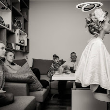 Wedding photographer Rafał Woliński (cykady). Photo of 14.04.2017