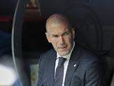 Niemand is zeker van een basisplaats bij Zinedine Zidane