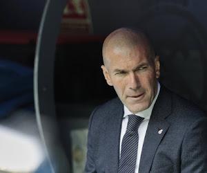 """Zidane over Courtois en Areola: """"Niemand is zeker van zijn plek"""""""