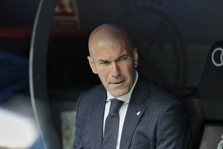 Zinedine Zidane a tenu à rendre hommage à l'Algérie