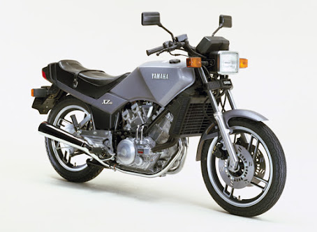 Yamaha XZ 400 Vision-manual-taller-despiece-mecanica